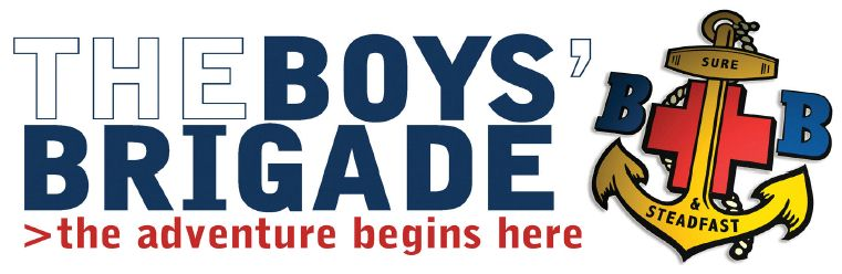 The Boys' Brigade Adventure Logo